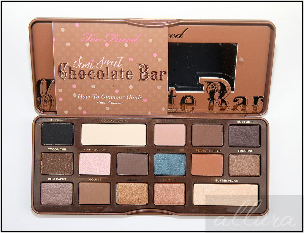 too faced – this delightful life
